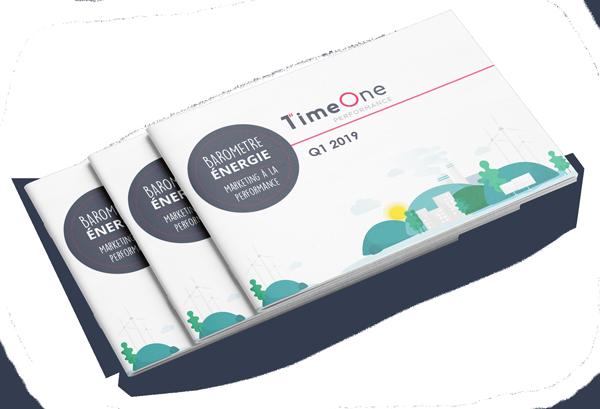 Baromètre secteur énergie TimeOne Group