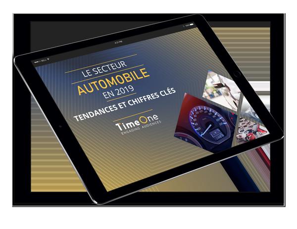 Tendances et chiffres clés secteur auto TimeOne Group