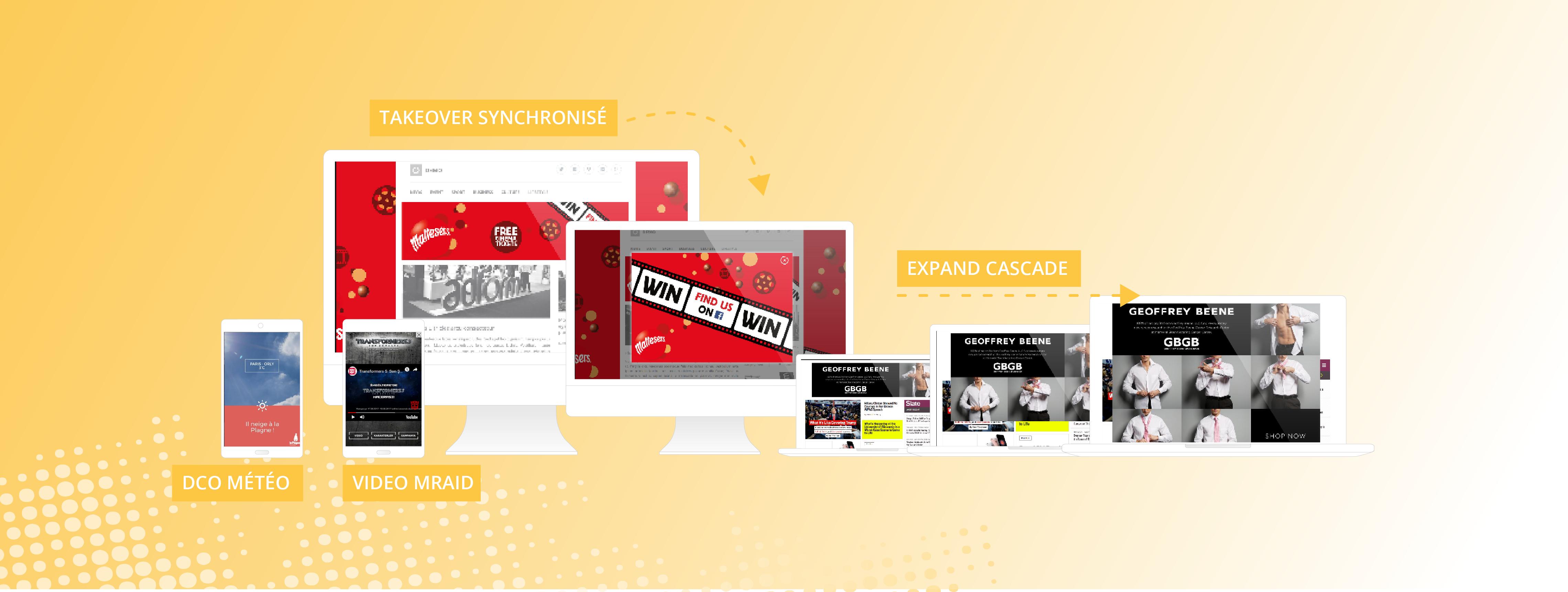 Format web branding TimeOne Group