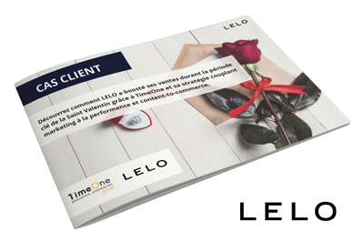 Cas client LELO x TimeOne