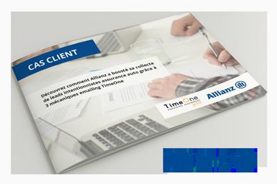 Cas client Allianz x TimeOne