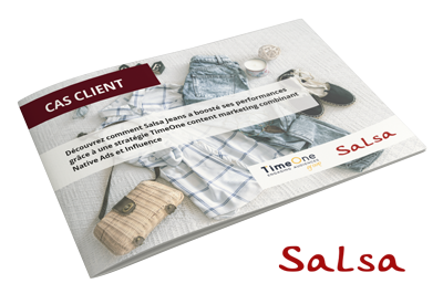 Cas client Salsa x TimeOne